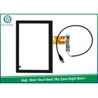 Wholesale 10.1 Inches Glass To ITO Glass Large Capacitive Touch Screen For MID Smart Appliances from china suppliers