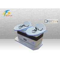 Wholesale Amusement Equipment 9D VR Cinema / Grass Virtual Reality Slide from china suppliers