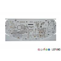 Buy cheap White Solder Mask Remote Control Pcb Board 2 Layers For Automotive Intelligent from wholesalers