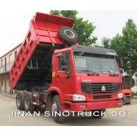 Buy cheap SINOTRUK HOWO SERIES TIPPER TRUCK from wholesalers