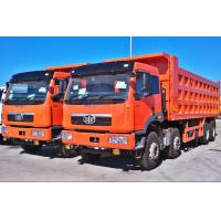 Buy cheap 12 wheels 8x4 dump truck, 12 wheeler tipper truck, 30-40 tons Earthmoving from wholesalers