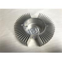Wholesale Custom Square LED Aluminum Heat Sink With Welding And Cutting from china suppliers