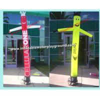 Wholesale Commercial Grade Advertising Inflatable Dancing Guy Inflatable Wavy Men For Promotion from china suppliers