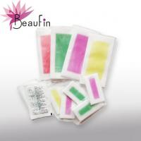 Quality 15 flavors! Ready to use cold wax strip for hair removal !factory price, free for sale