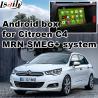 Buy cheap Citroen C4 C5 C3 - XR SMEG+ MRN SYSTEM Car Navigation box mirrorlink video play from Wholesalers
