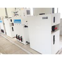 PVC Brine Electrolysis Chlorine Dioxide System For Water Treatment Plant for sale
