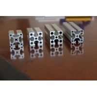 Wholesale 6061 Silver Industrial  Aluminium Profile System For Machinery from china suppliers
