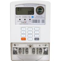 Buy cheap Single Phase STS Prepaid Electricity Meter BS footprint Extended terminal cover steady broad voltage range from wholesalers