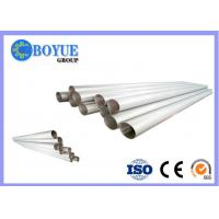 China ASTM A789 A790 A928 S32750 Duplex Ss Pipe UNS S31803 Duplex Stainless Steel OD1/2'-48' on sale