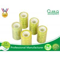 Wholesale Acrylic Glue Waterproof Transparent Colored Shipping Tape Printed Company Logo from china suppliers