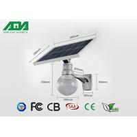 6500k 12w Solar Panel Outdoor Led Street Lights Led Sun