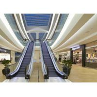 Buy cheap Commercial Escalator Customized multicolored comb function 380V / 50Hz from wholesalers