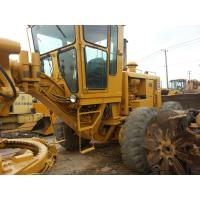 Quality Used Caterpillar 14G Motor Grader For Sale for sale