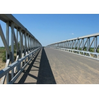 Wholesale HS25 4.2m Single Lane Steel Cable Suspension Bridge from china suppliers