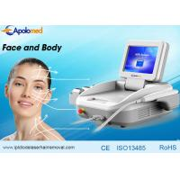Wholesale FDA cleared technology - HIFU for facial anti aging and body suclpture from china suppliers