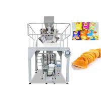 Wholesale Automatic Food Packing Machine With Multihead Weigher CE Certification from china suppliers