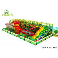 Wholesale Customized Size Kids Indoor Playground Devil Slide For Shopping Mall from china suppliers