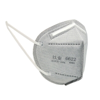 Wholesale Spunbond Non Woven KN90 Folding Respirator Outdoor Particle Filtering from china suppliers