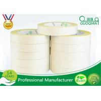 Wholesale Yellow Tissue Cotton Paper Industrial Strength Double Sided Tape Roll from china suppliers
