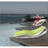 China Rotational molding lounging chair on sale