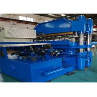 China Rubber Shock Absorption Bearing Moulding Machine Column Structure for sale