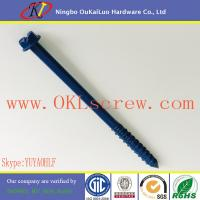 China Tapcon Screws for Concrete on sale