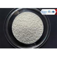 China Sintered Zirconium Silicate Beads ZrO2 65% Purity Bulk Density 4.0 G / Cm3 for sale