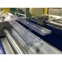 Buy cheap PVC IC Packing Tube / Profile Extrusion Machine , IC Tubing Extrusion Line from wholesalers