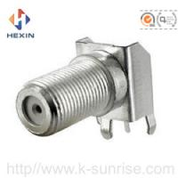 Buy cheap F connector with brackets from Wholesalers
