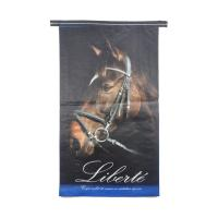 China Biaxially Oriented Polypropylene Laminated Horse Feed Bag 15kg with Easy Open Mouth on sale