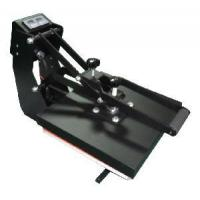 Wholesale Electronic Semi-Automatic Heat Press Machine, T-Shirt Jersey Printing from china suppliers