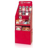 Wholesale Store Cardboard Display Stand For Foods Snack Display from china suppliers