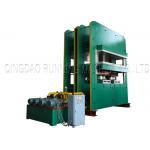 China 800T pressure Rubber Hydraulic Molding Press Machine, Hot sale Rubber Mats Molding Vulcanizing Machinery for sale