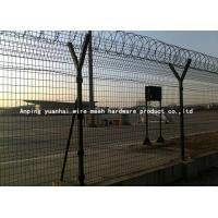Wholesale Safety Strong Welded Wire Fence Panels Square Hole Shape Nice Appearance from china suppliers