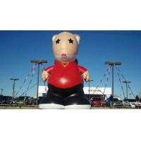 Wholesale 0.55mm Waterproof Inflatable Cartoon Characters With Logo Printing from china suppliers