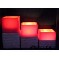 Wholesale Warm White Electric Led Candles Set Of 3 Paraffin Material EL-016 from china suppliers