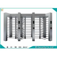 Wholesale Prison Full Height Turnstiles With Unique Two Way Reversal Prevention Function from china suppliers
