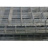 Wholesale High Tensile Steel Reinforcing Welded Mesh , Reinforcing Mesh For Concrete from china suppliers