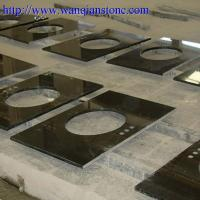 Quality shanxi black vanity top for sale
