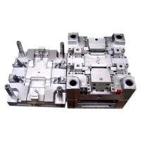 Professional double shot injection molding / double colors two colour injection moulding for sale