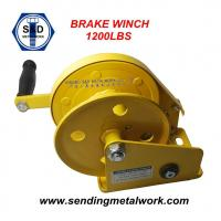 Wholesale Hand Winch 1200lbs Trailer Winch Boat Winch Brake Winch from china suppliers