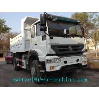 Wholesale Heavy Duty Dump Truck 8 Ton 4 X 2 , SINOTRUK SWZ Diesel Truck ZZ3311N3861B EURO II / III from china suppliers