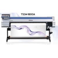 Wholesale 1800mm Sublimation Flag Mimaki Textile Printer with Heater Machine Dual CMYK color from china suppliers