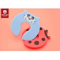 Kids Safety Baby Door Stopper No Finger Pinch Door Guard Rubber Material for sale