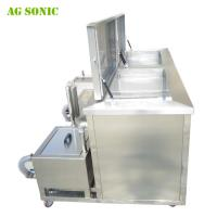 Wholesale Multi Tanks Ultrasonic Engine Cleaning Machine With Custom Made Tank Size AG - 3072G from china suppliers