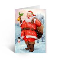 Wholesale Happy Birthday Lenticular Greeting Cards / Colored 3D Lenticular Card from china suppliers