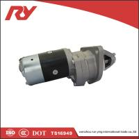 Buy cheap Engine Accessory Hitachi Starter Motor , Electro Magnetic Operated Excavator from wholesalers