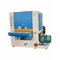 Wholesale High Speed Plywood Wide Belt Sander Machine 980 X 2080mm Size Stability from china suppliers