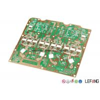 Wholesale 1 - 20 Layer Immersion Gold High Frequency PCB For Communication 245 * 274 Mm from china suppliers