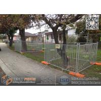 AS4687-2007 Standard Temporary Fence made in China | 42micron galvanised coating